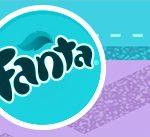 Rótulo Fanta Kit Festa Pequena Sereia