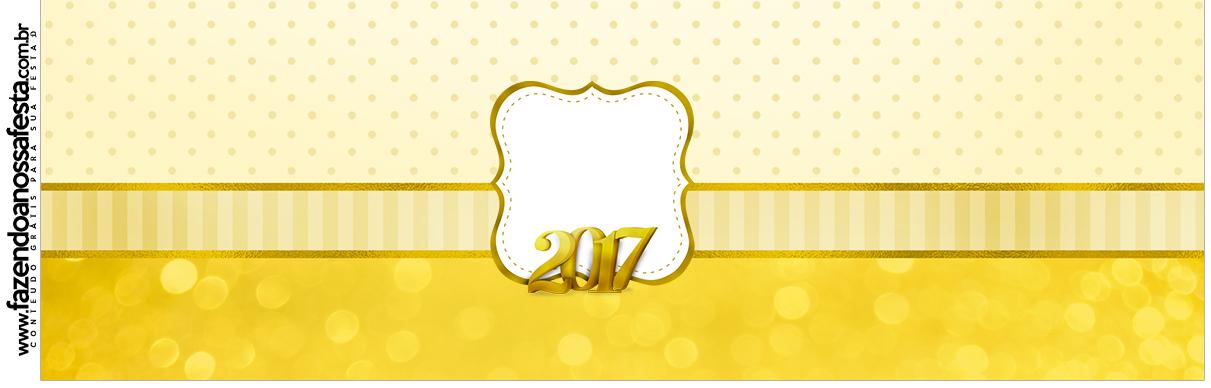 Rótulo para Squezze Ano Novo 2017