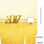 Sacolinha Surpresa 2-2 Kit Festa Ano Novo