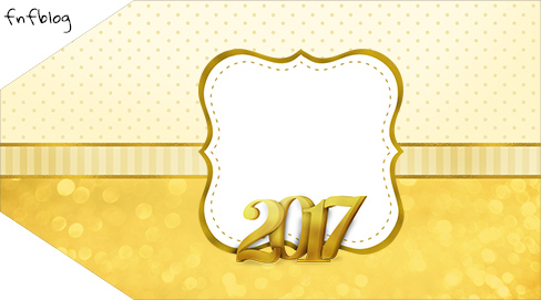 Tag Agradecimento Etiqueta Kit Festa Ano Novo