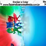 Bisnaga Brigadeiro 30gr PJ Masks