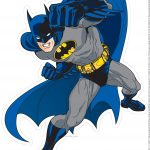 Centro de Mesa Batman 1-1-1