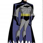 Centro de mesa Batman 1-6-1