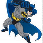 Centro de Mesa Batman 2-1-1
