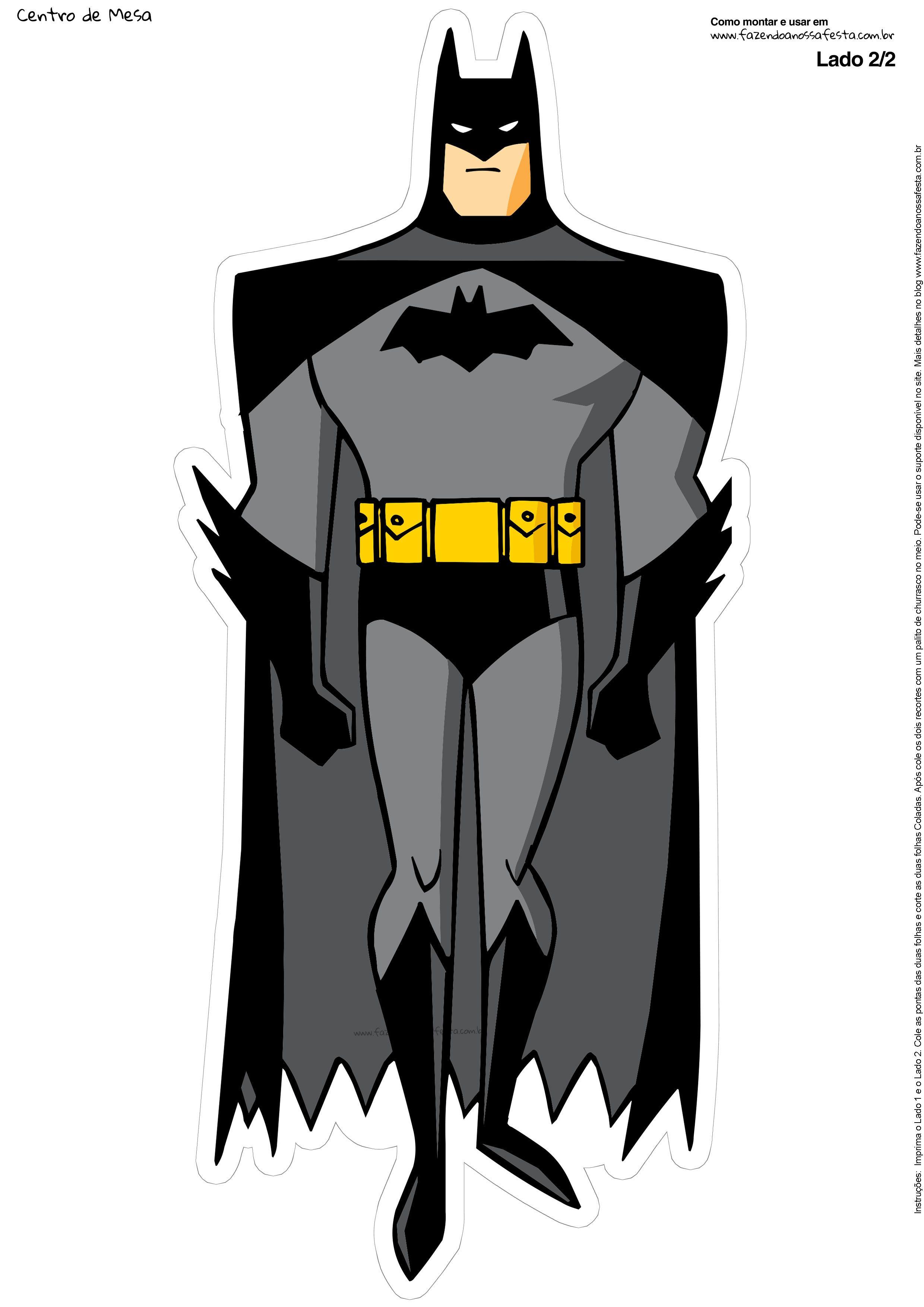 Totem Batman 2-2-1