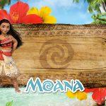 Convite Moana