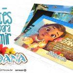 Convite Moana 18 Modelos Gratuitos para Imprimir em Casa