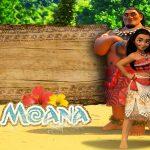 Convite para Festa Moana