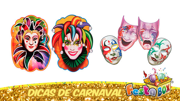 Dicas de Carnaval com Produtos da Loja FestaBox 2