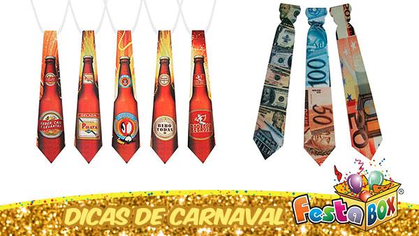Dicas de Carnaval com produtos da Loja FestaBox 5
