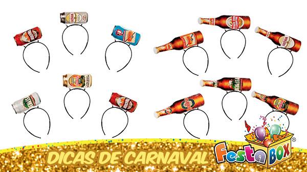 Dicas de Carnaval com Produtos da Loja FestaBox