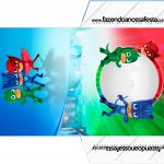 Envelope CD DVD PJ Masks