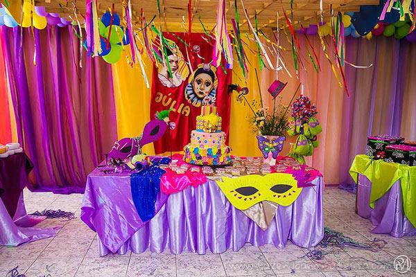 Festa Carnaval da Júlia