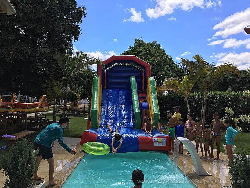 Ideias para Festa Pool Party