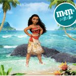 Mini M&M Moana