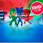 Mini M&M PJ Masks