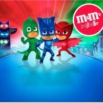 Mini M&M PJ Masks