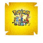 Caixa bombom Pokémon - parte de cima