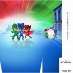Sacolinha Surpresa 2-2 PJ Masks Kit Festa