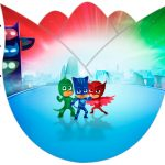 Tulipa PJ Masks Kit Festa