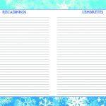 Agenda Personalizada Frozen 2017 66