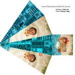 Caixa Piramide 2 Moana Baby