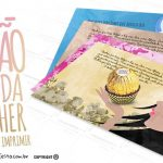 Cartão Dia da Mulher Grátis para Imprimir