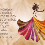 Cartão para Dia da Mulher 2017 10