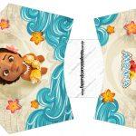 Envelope Fritas Moana Baby