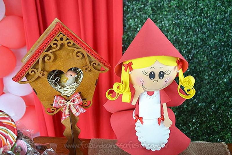 Festa Chapeuzinho Vermelho da Alanis 3