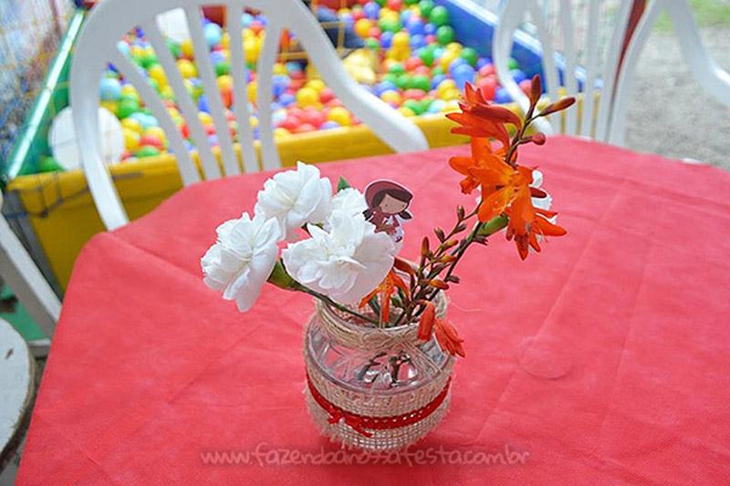 Festa Chapeuzinho Vermelho da Alanis 8
