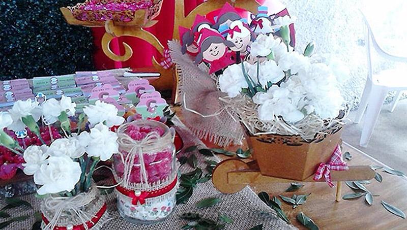 Festa Infantil Chapeuzinho Vermelho da Alanis 3