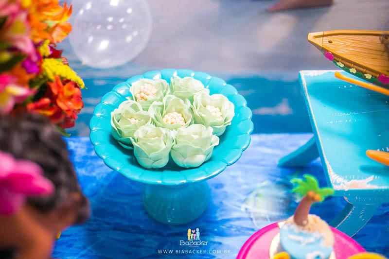 Festa Infantil Moana 12