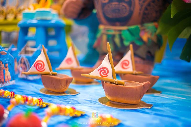 Festa Infantil Moana 23