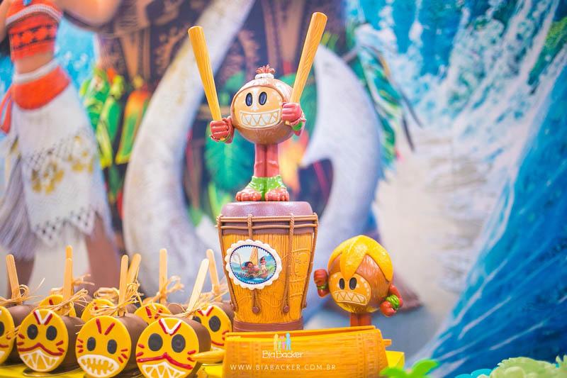 Festa Infantil Moana 31