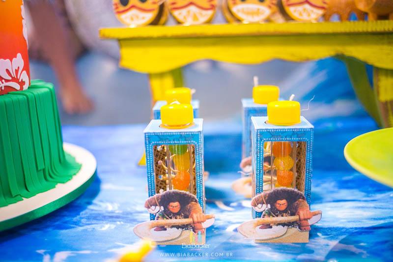 Festa Infantil Moana 36
