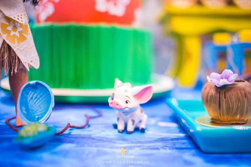 Festa Infantil Moana 41