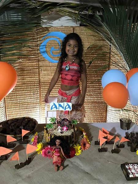 Festa Infantil Moana 5