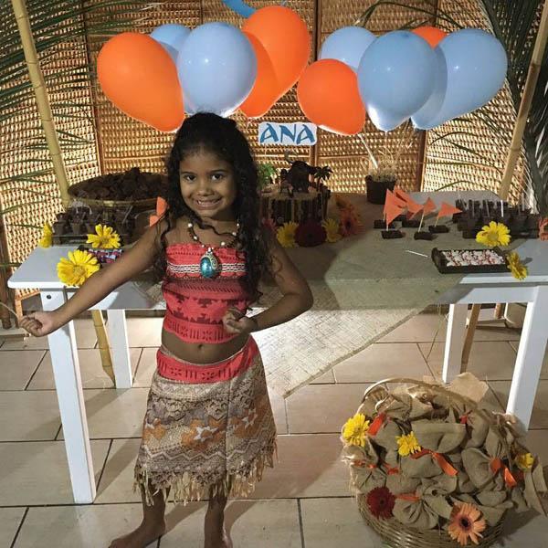 Festa Infantil Moana 6
