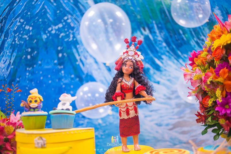 Festa Infantil Moana 9