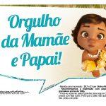 Plaquinhas Moana Baby 6