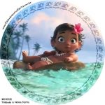 Toppers Moana Baby