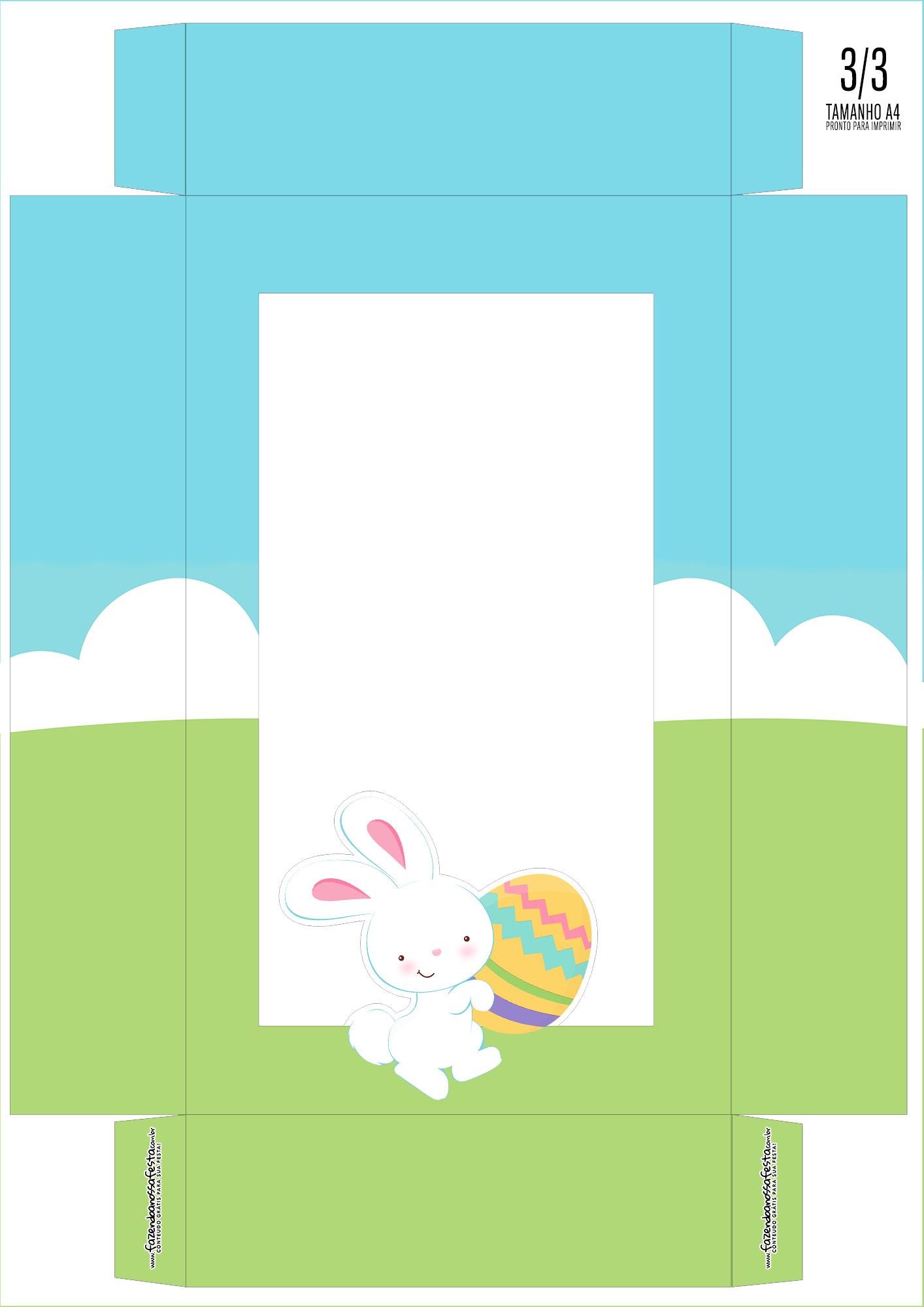 Caixa Ovo de Pascoa 1-1