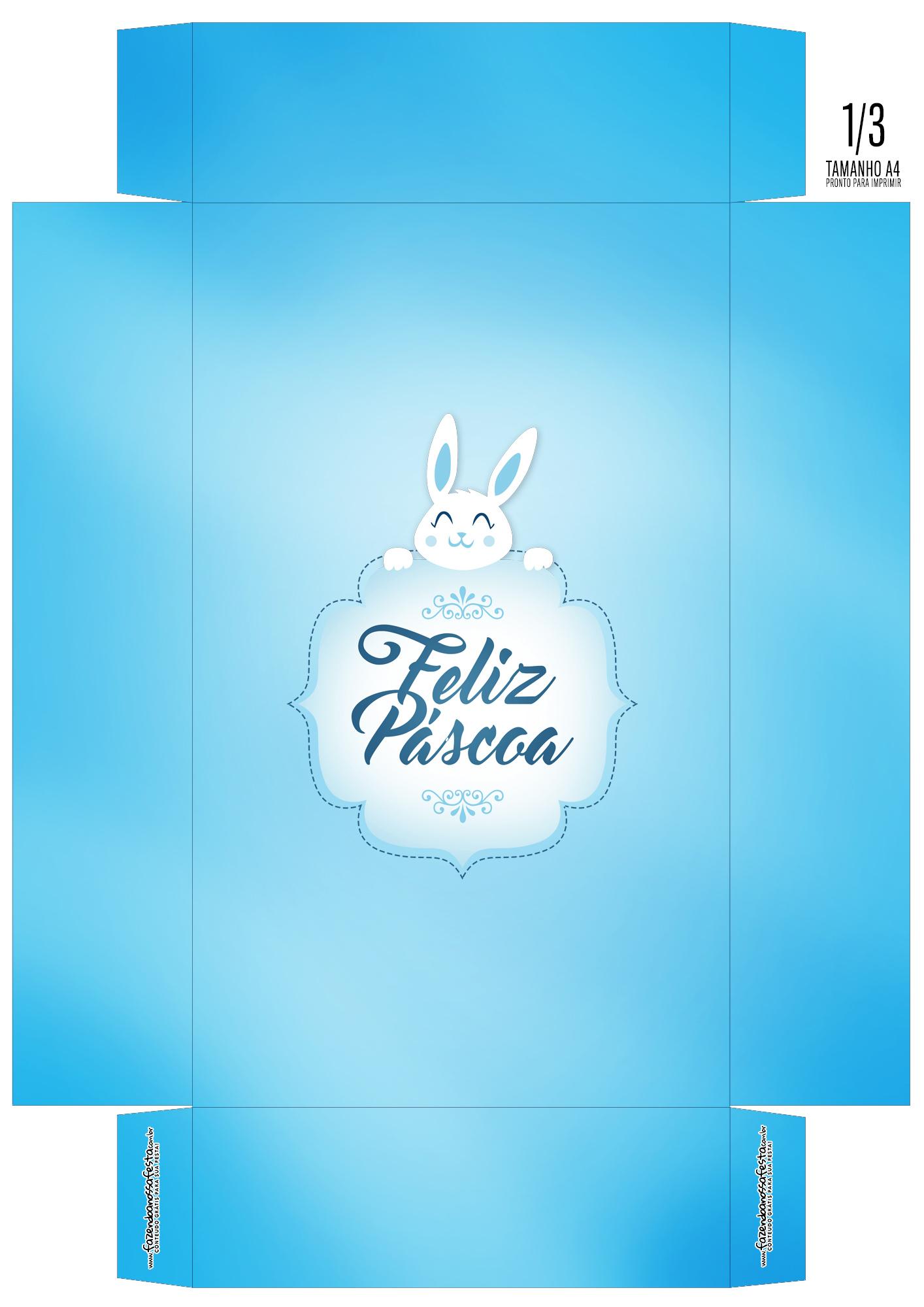 Caixa Ovo de Pascoa 12-2