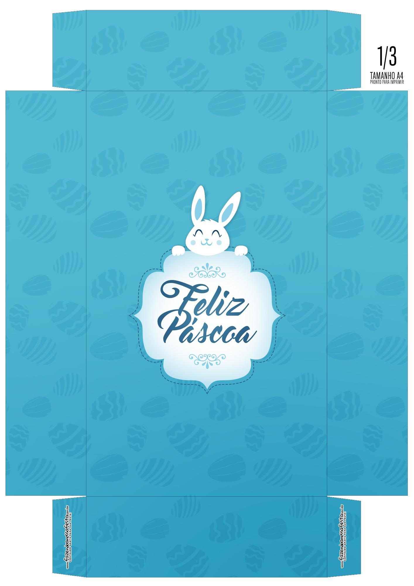 Caixa Ovo de Pascoa 13-2