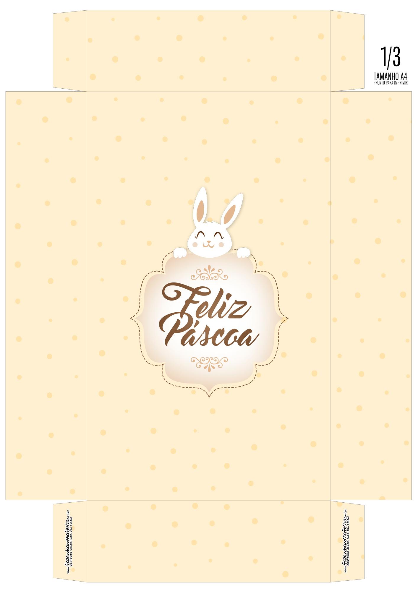 Caixa Ovo de Pascoa 16-2