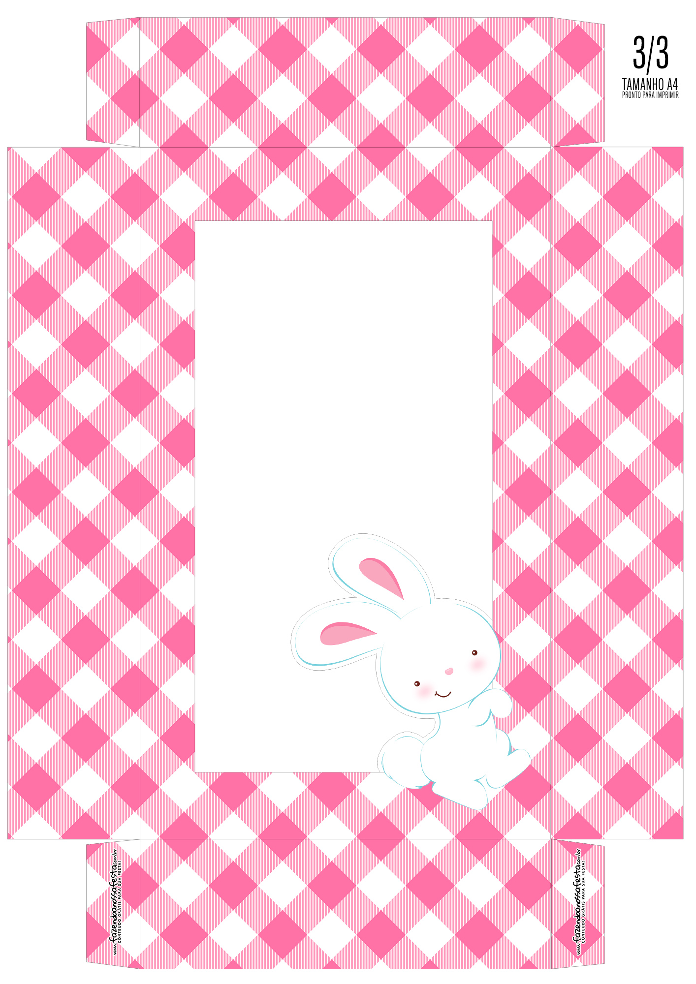 Caixa Ovo de Pascoa 7-1