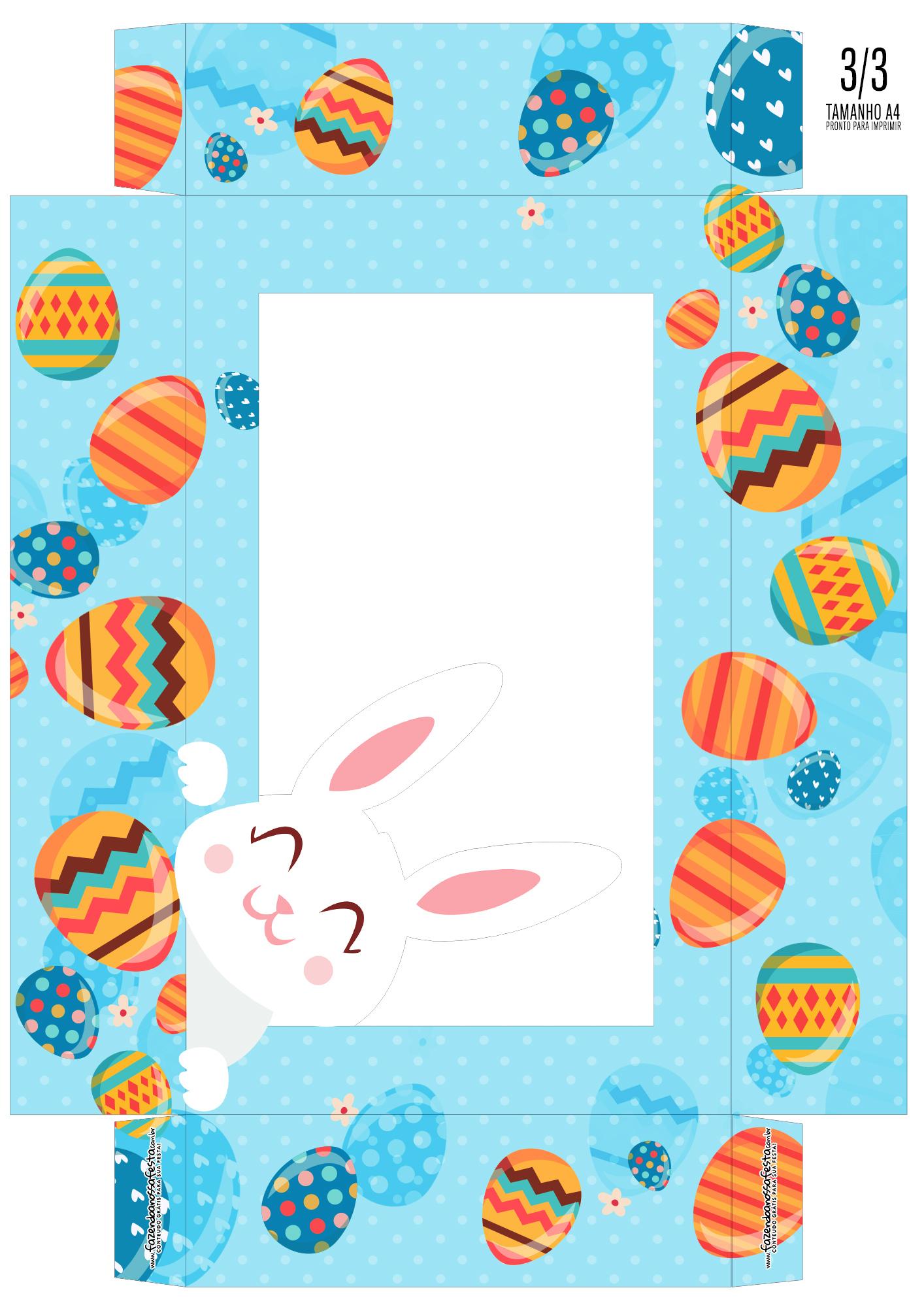 Caixa Ovo de Pascoa 8-1
