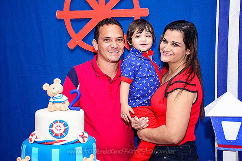 Festa Ursinho Marinheiro do Miguel 3