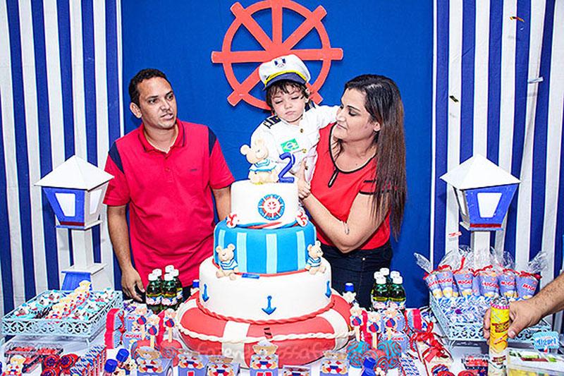 Festa Ursinho Marinheiro do Miguel 5